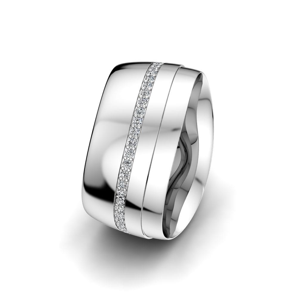 Ženski Prsten Magic Charm 10 mm
