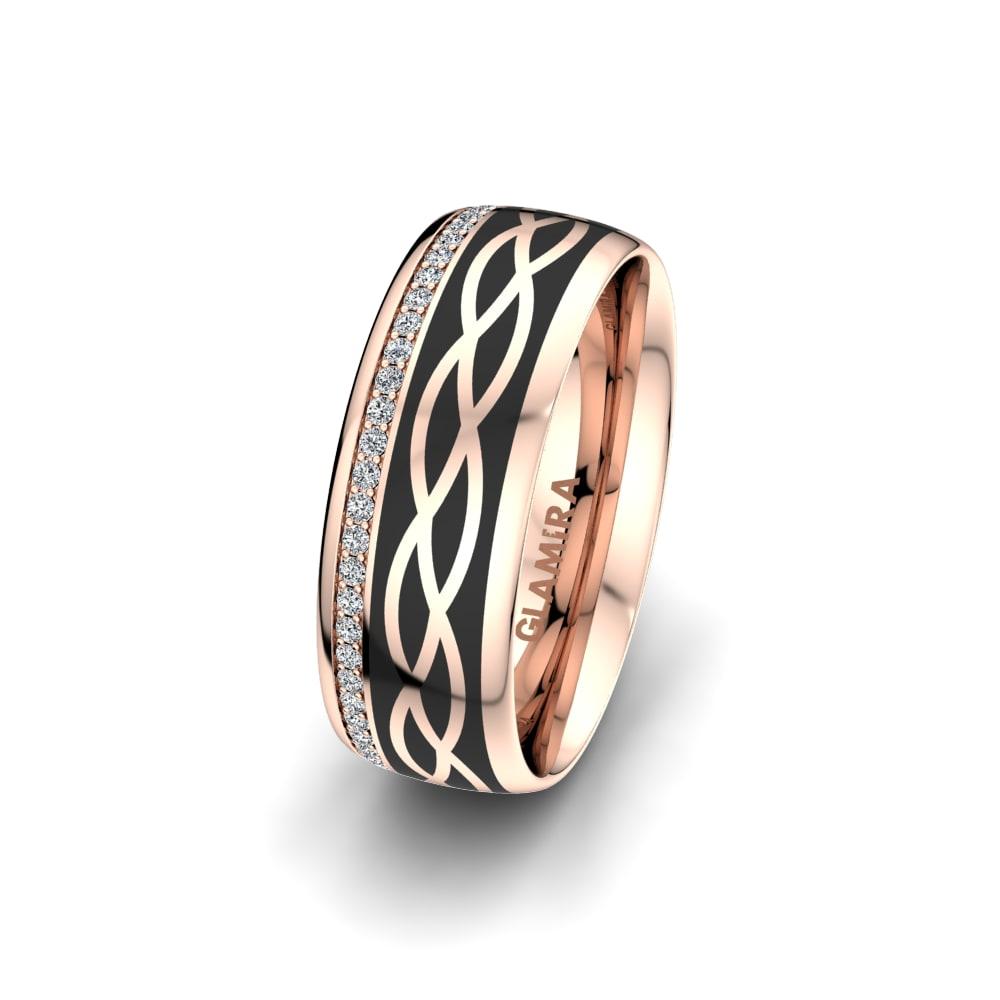 Kupujte Dámsky prsteň Ornate Passion 8 mm online v GLAMIRA.
