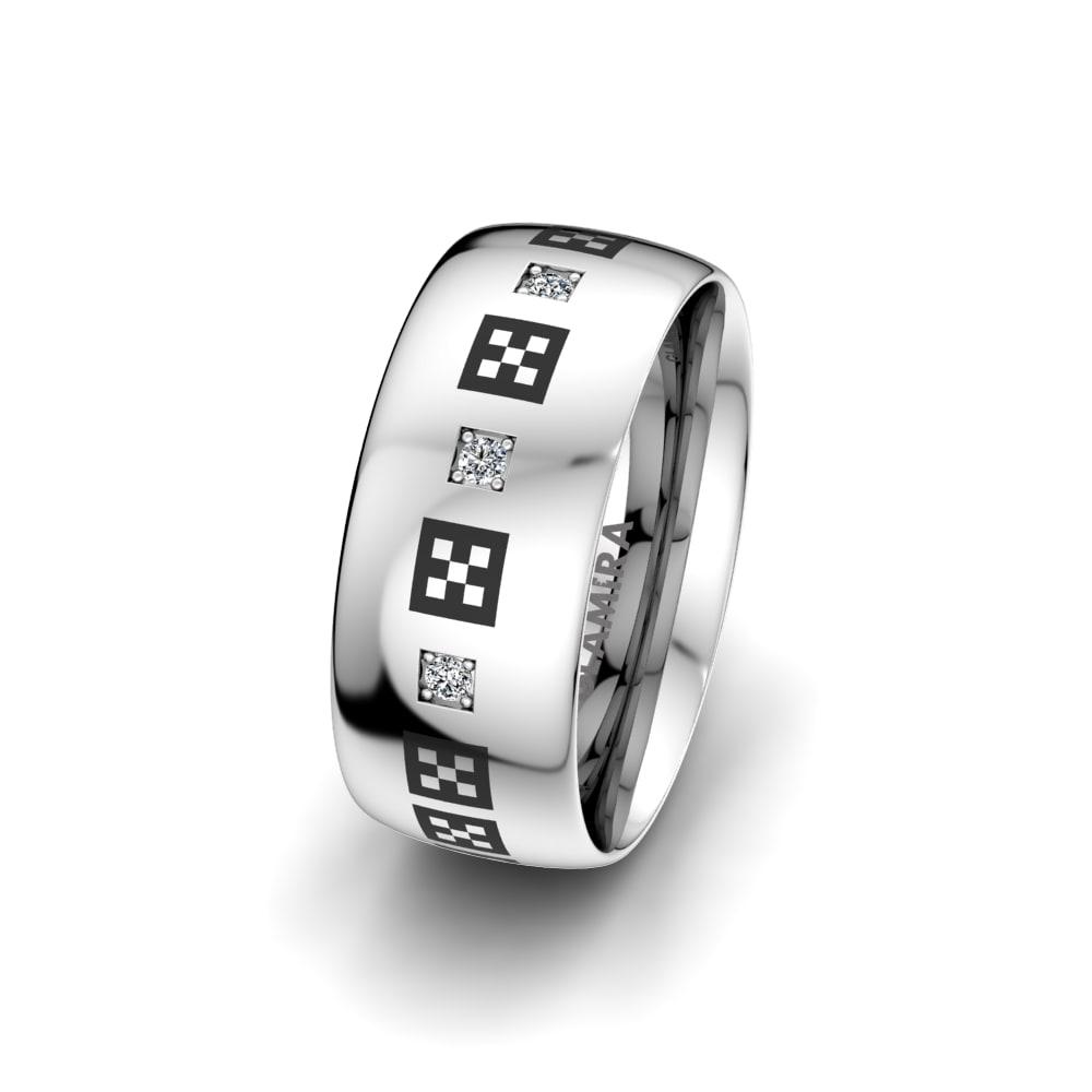 Women's Ring Pure Garden 8 mm