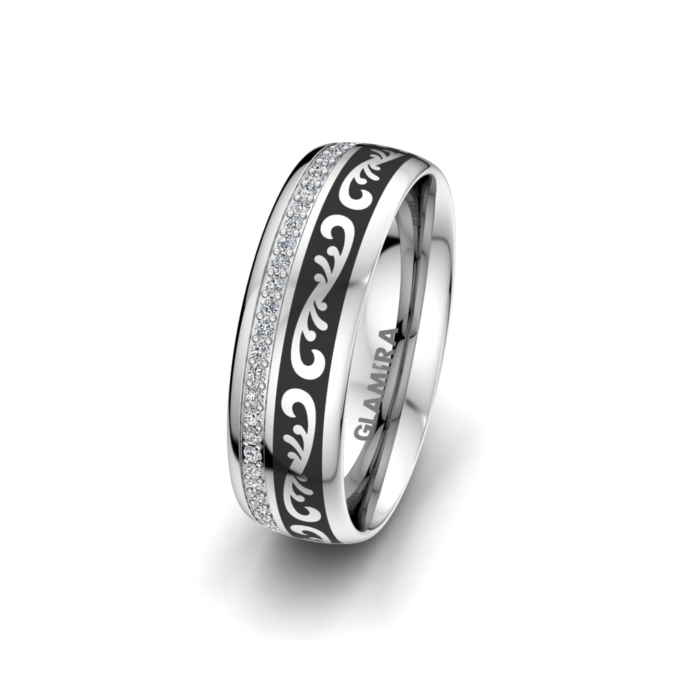 Women's Ring Essential Gift 6 mm