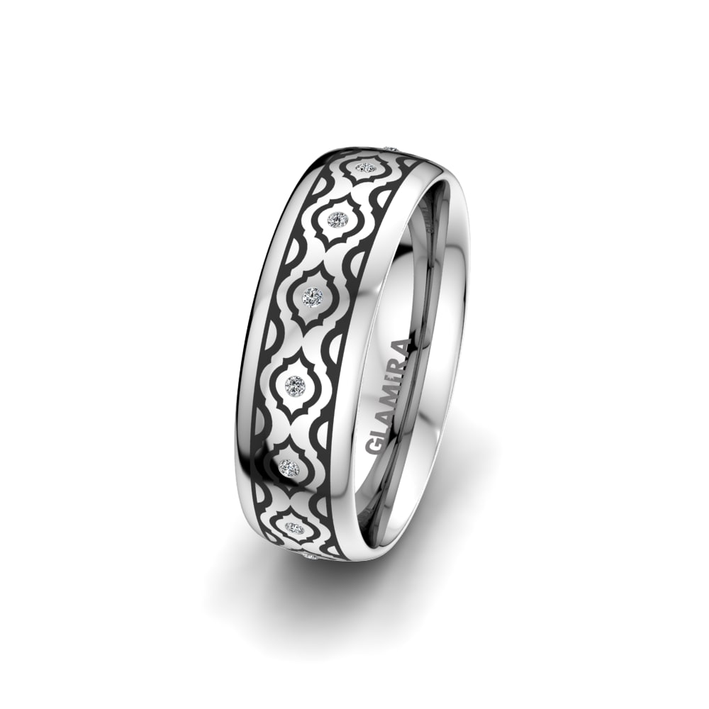 Women's Ring Essential Step 6 mm