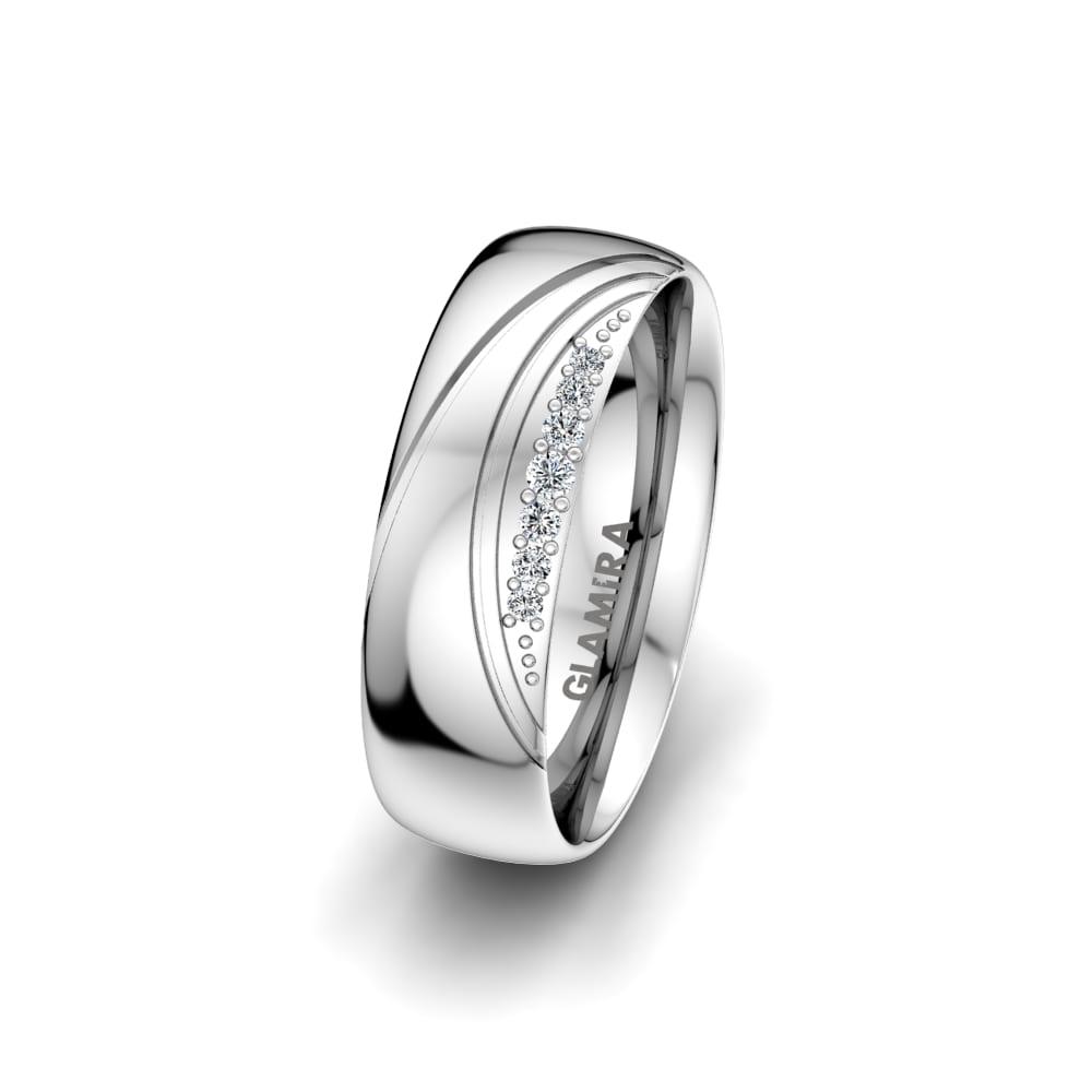 Ženski prstani Shining Element 6 mm