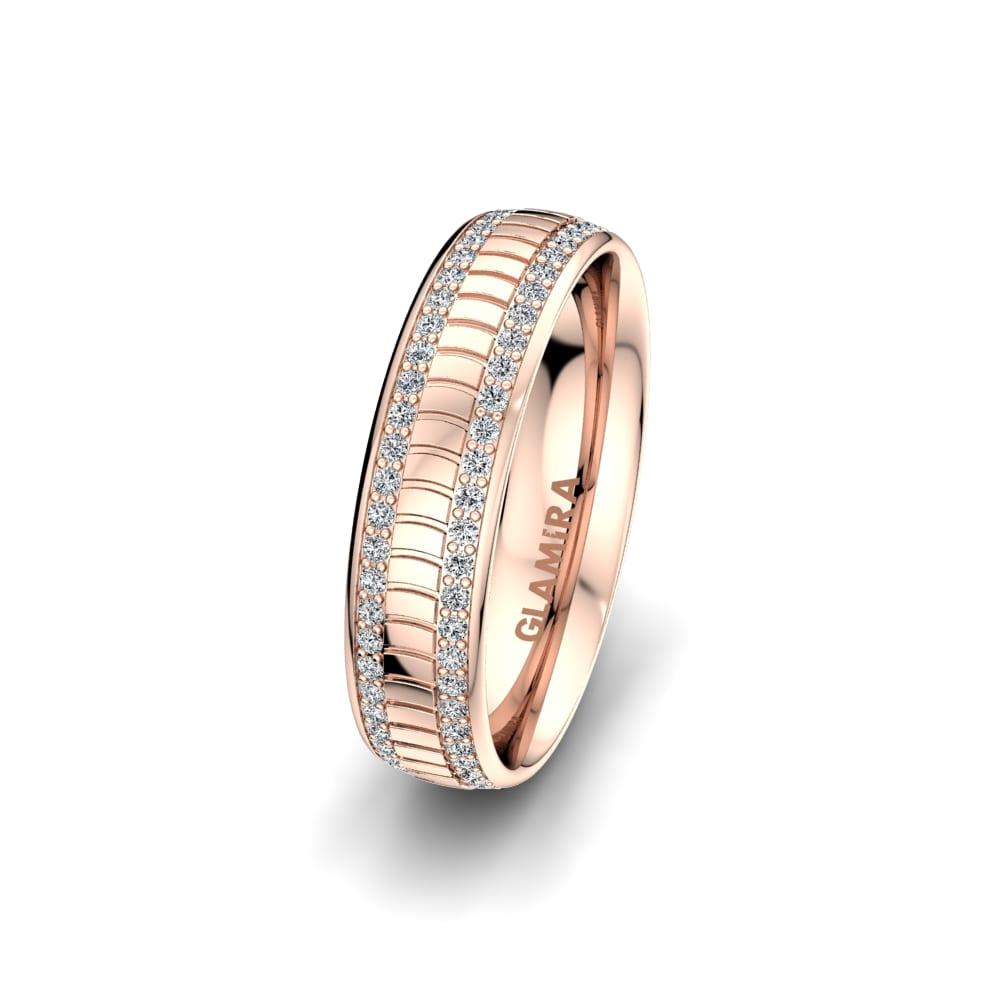 Women's Ring Infinite Energy 5 mm