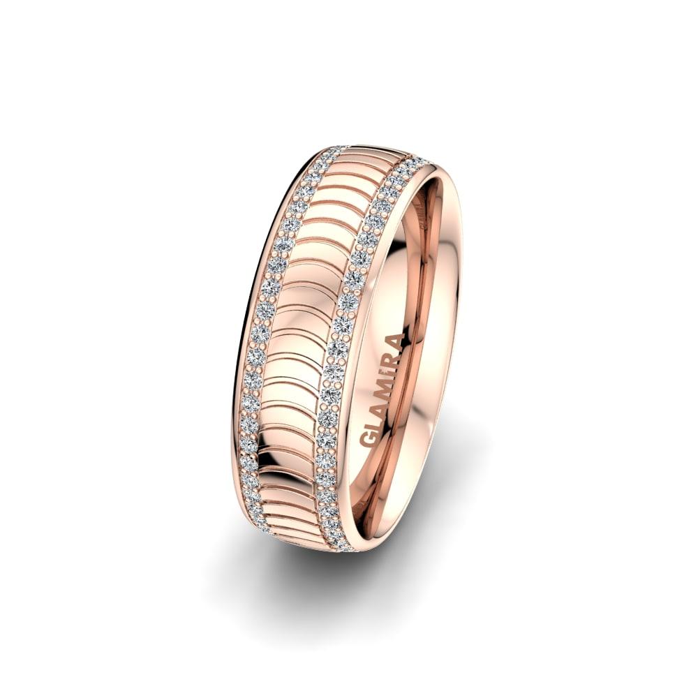 Women's Ring Infinite Energy 6 mm
