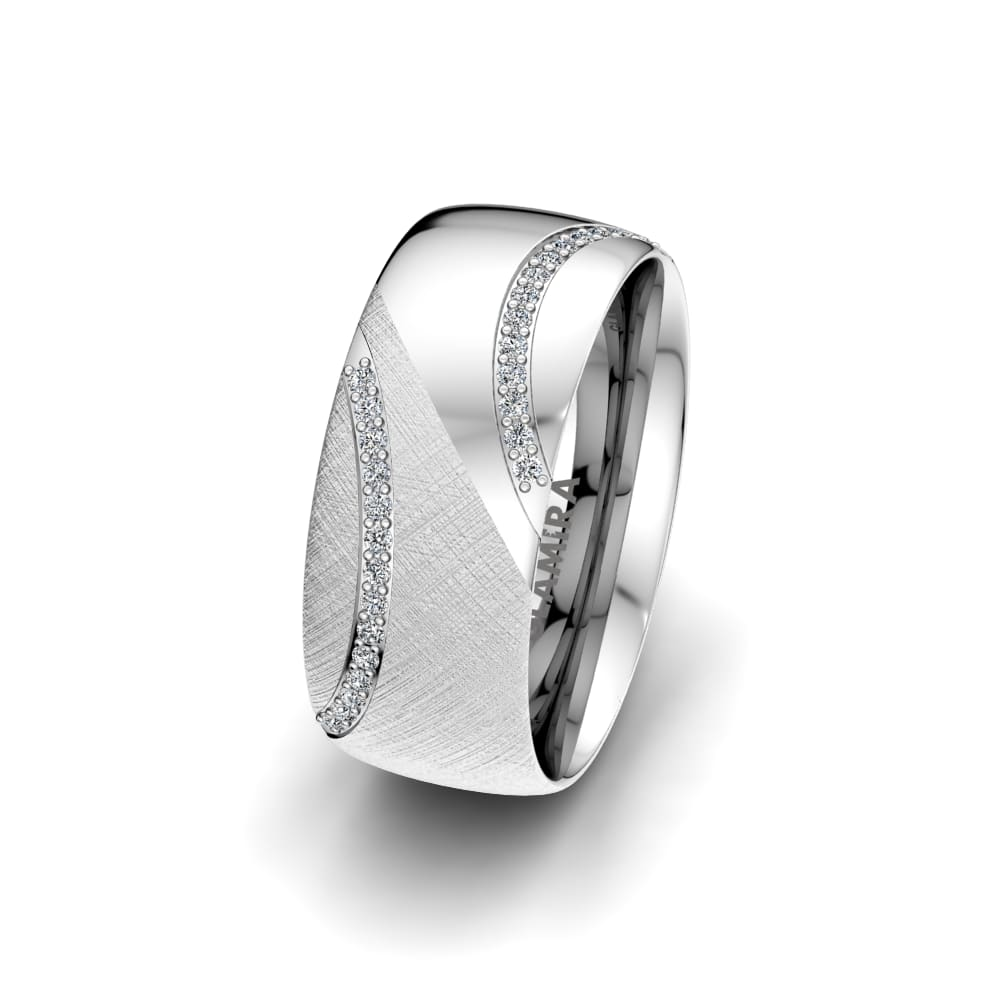 0d90ccc4a4118 Women's Ring Glamour Kiss 8 mm