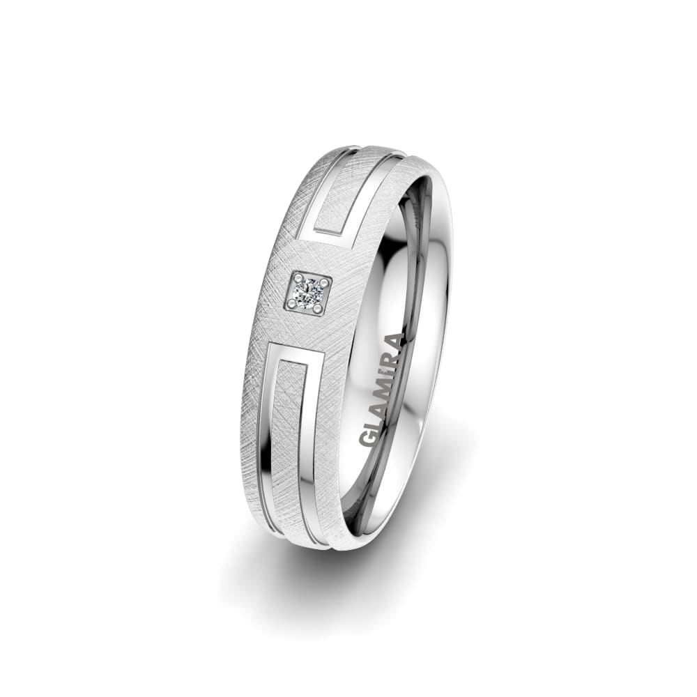 Women's Ring Dynamic Plain 5 mm