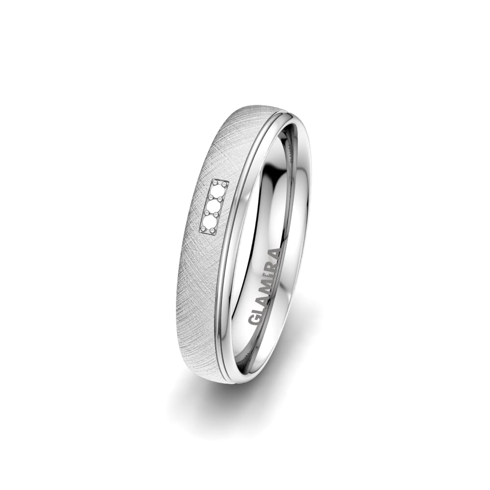 Buy Men S Ring Alluring Step 4 Mm Glamira Com Kw