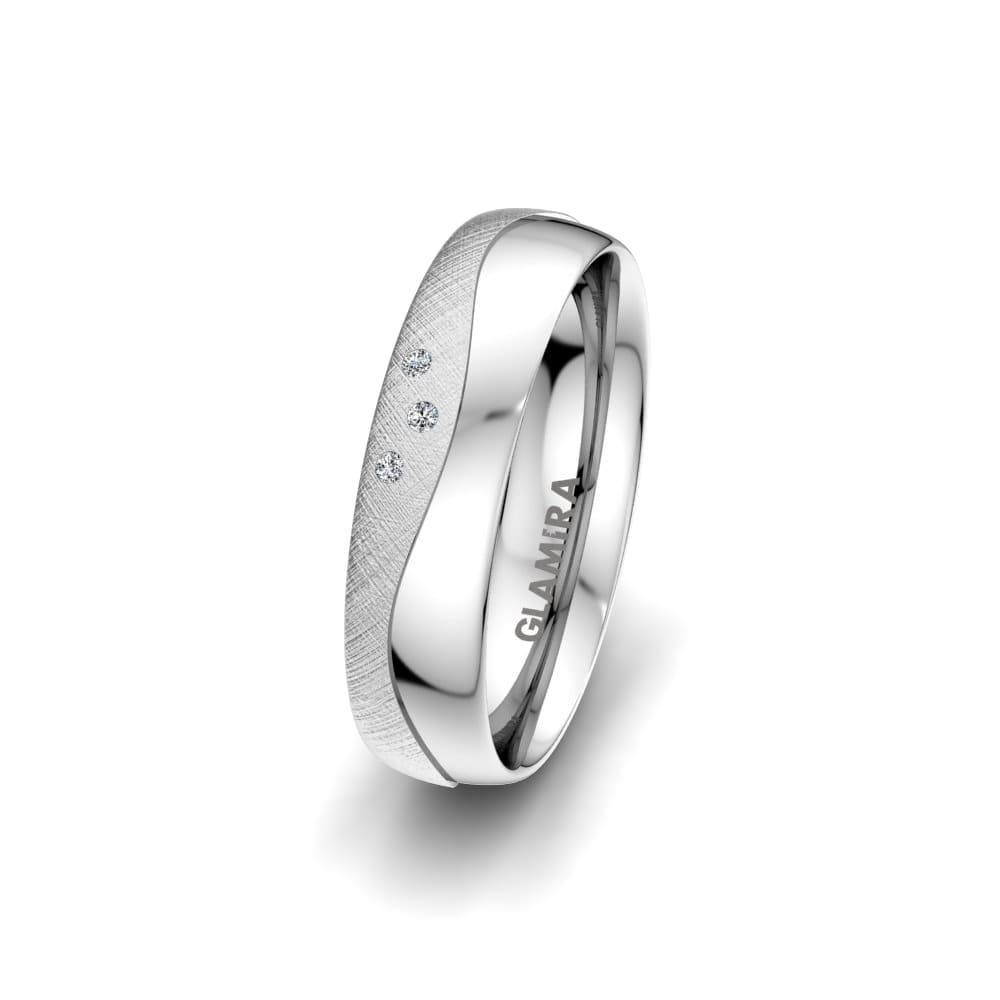 Women's Ring Sensual Division 5 mm