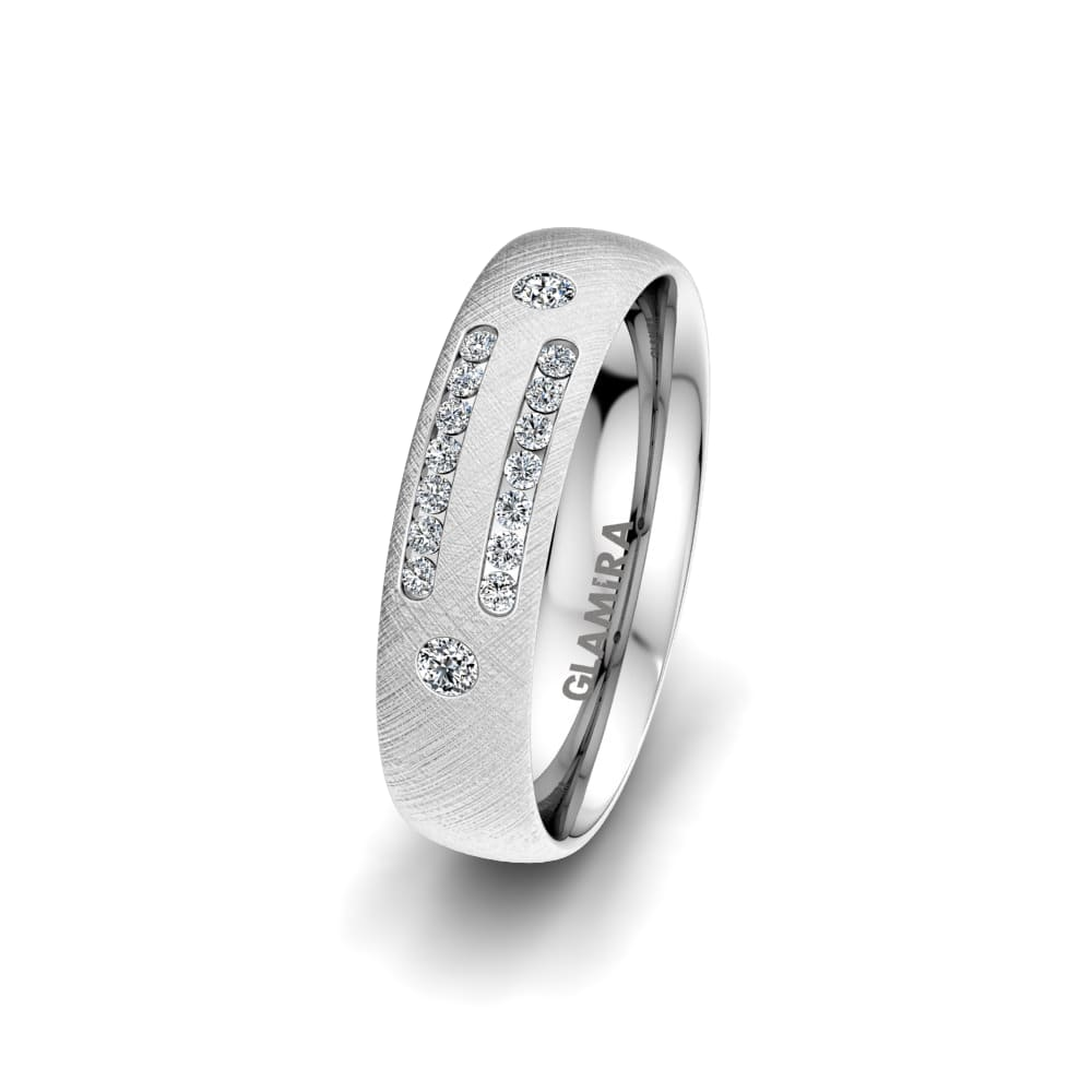 Women's Ring Attractive Glaze 5 mm