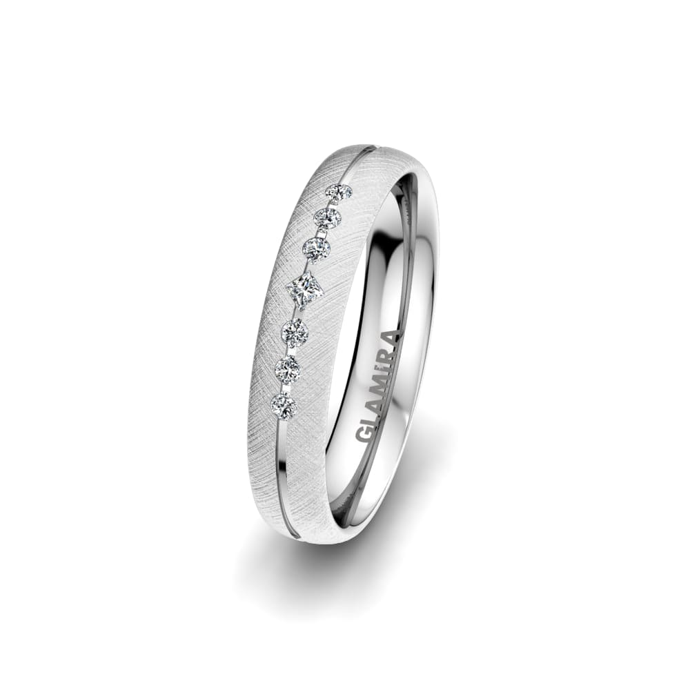 Women's Ring Authentic Line 4 mm