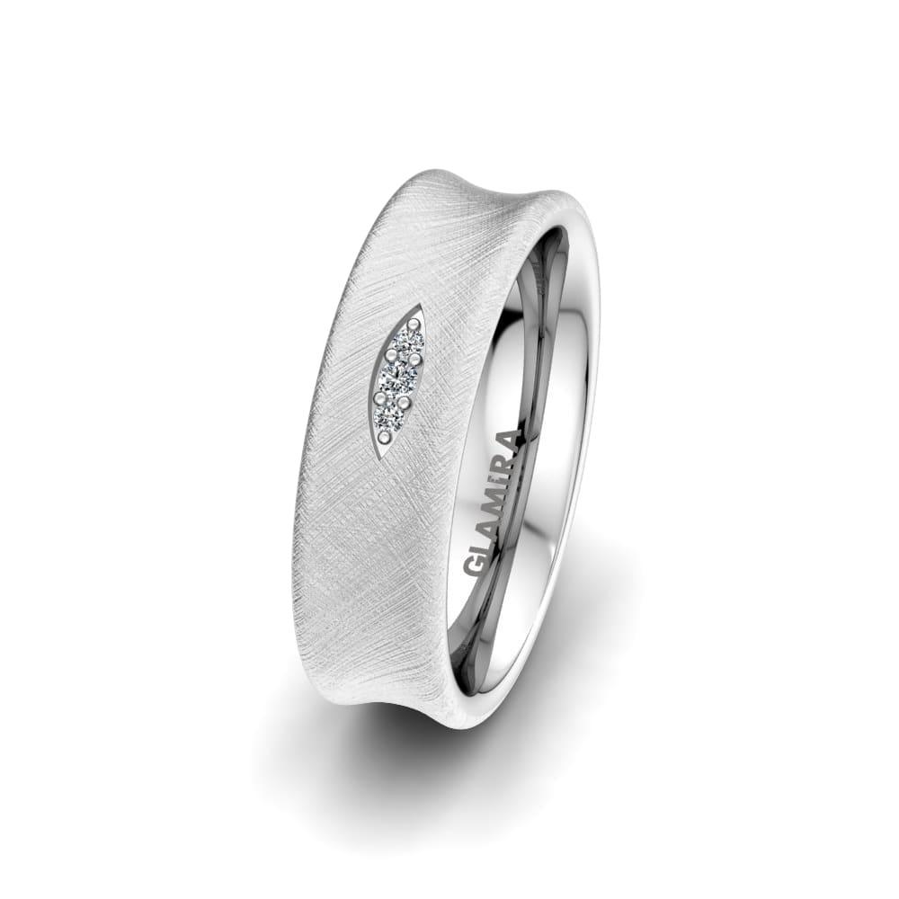 Ženski prstani Flawless Beauty 6 mm