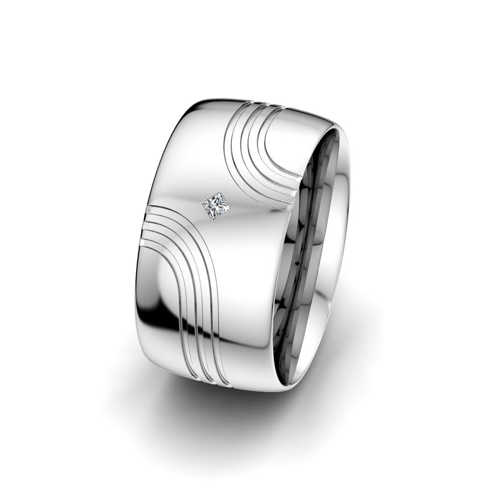 Sieviesu Gredzens Alluring Twist 10 mm