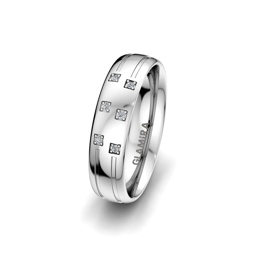 Women's Ring Dynamic Story 5 mm