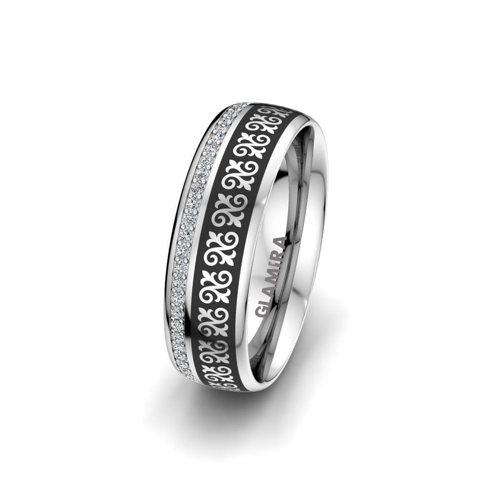 Women's Ring Brilliant Element 6 mm
