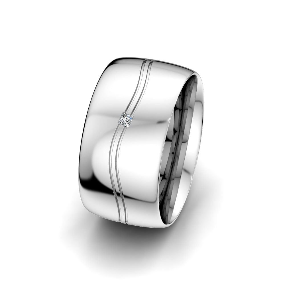 Women's Ring Alluring Fusion 10 mm