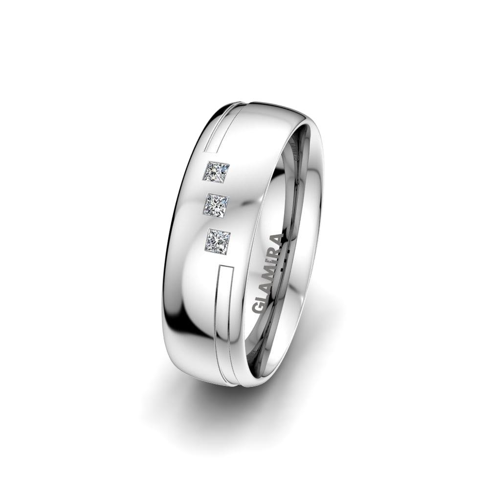 Women's Ring Charming Pretty 6 mm
