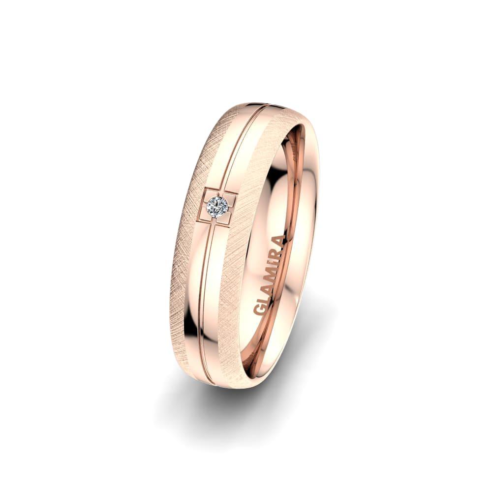 Women's Ring Sense Beauty 5 mm