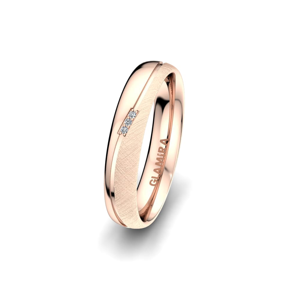Women's Ring Romantic Touch 4 mm