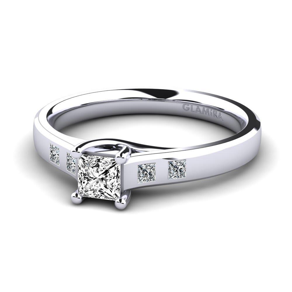 GLAMIRA Ring Alondra 0.27 crt