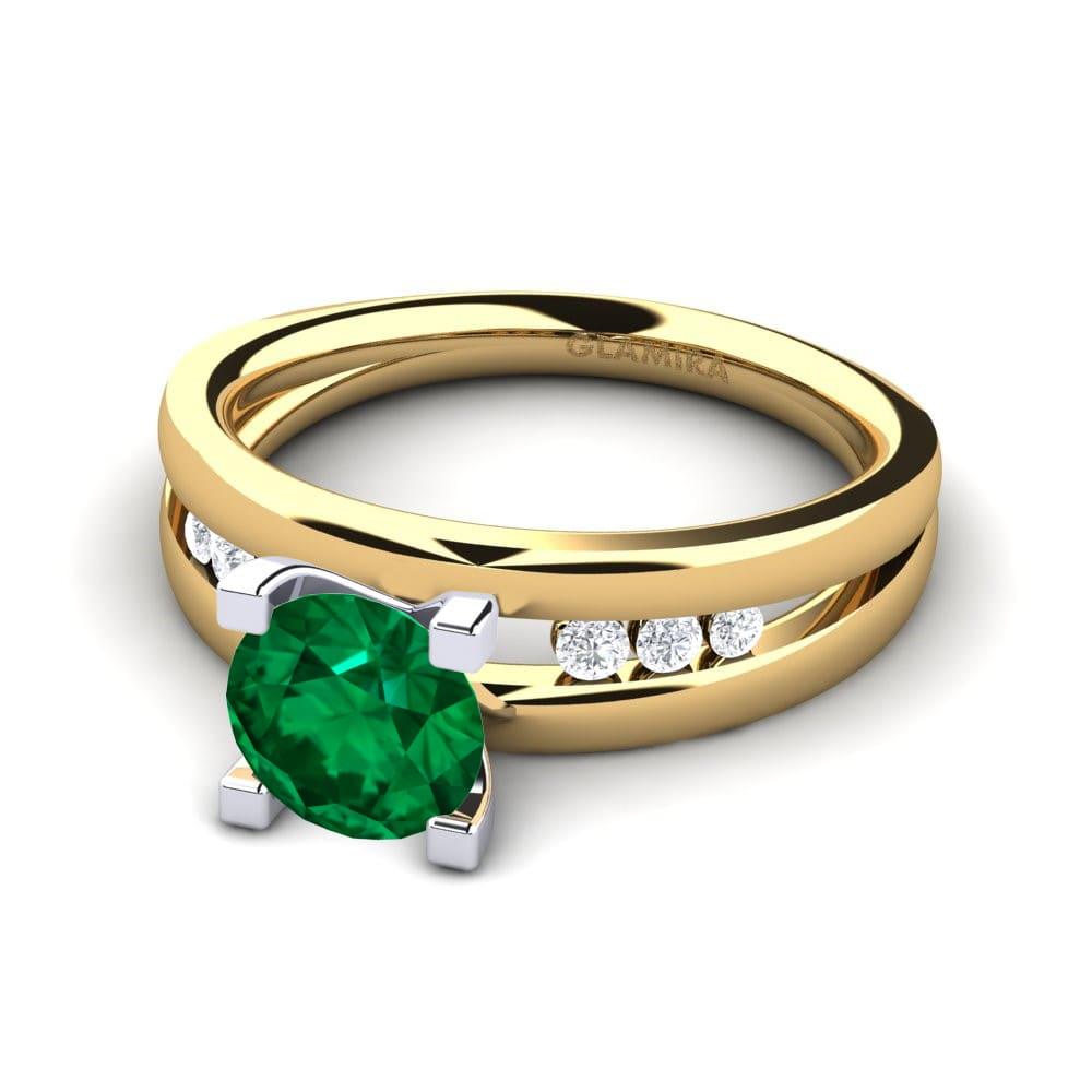 GLAMIRA Ring Bayamine 1.0 crt