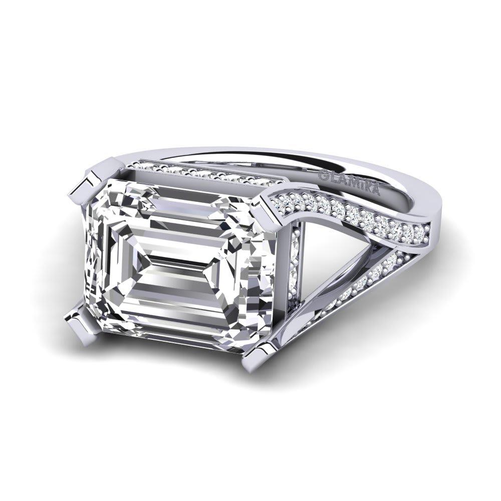 GLAMIRA Gyűrű Beckett