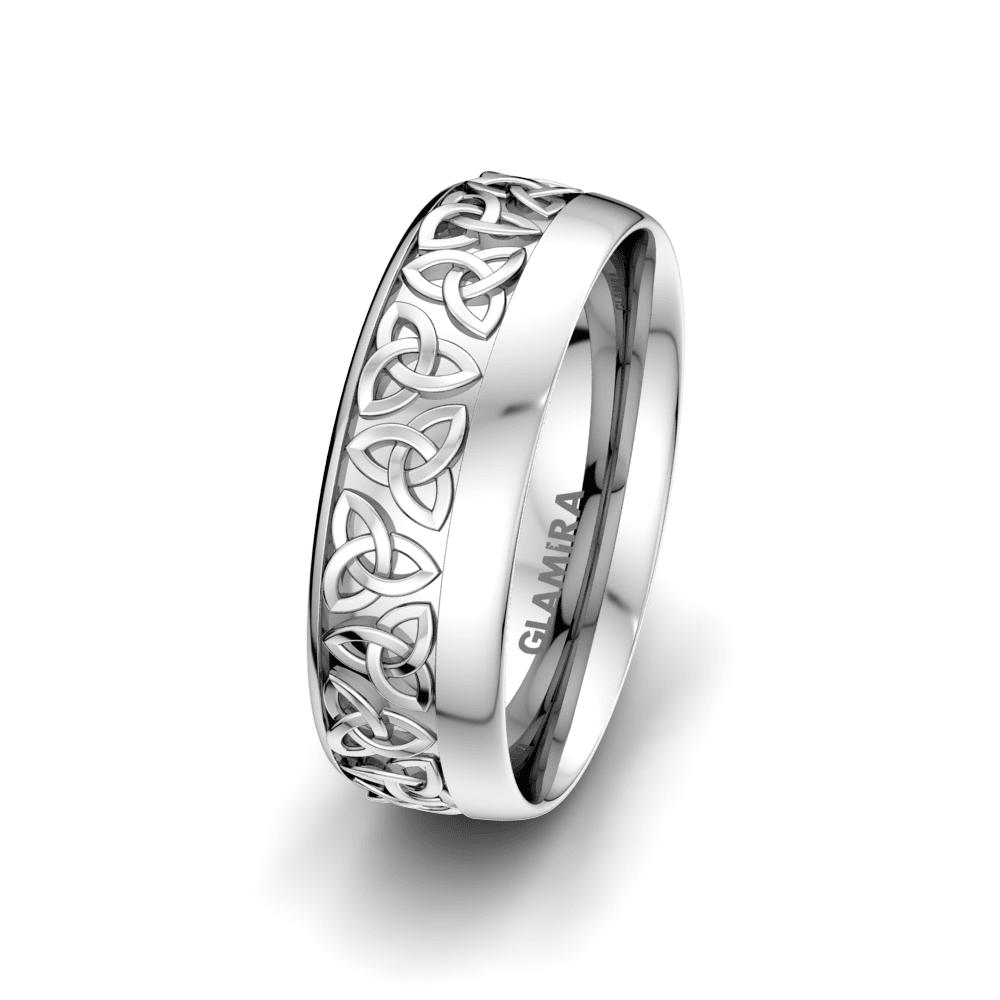 Men's Ring Magic Shield 7 mm