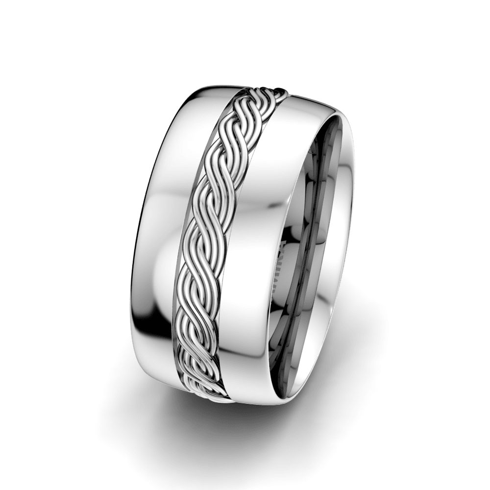 Men's Ring Magic Story 10 mm