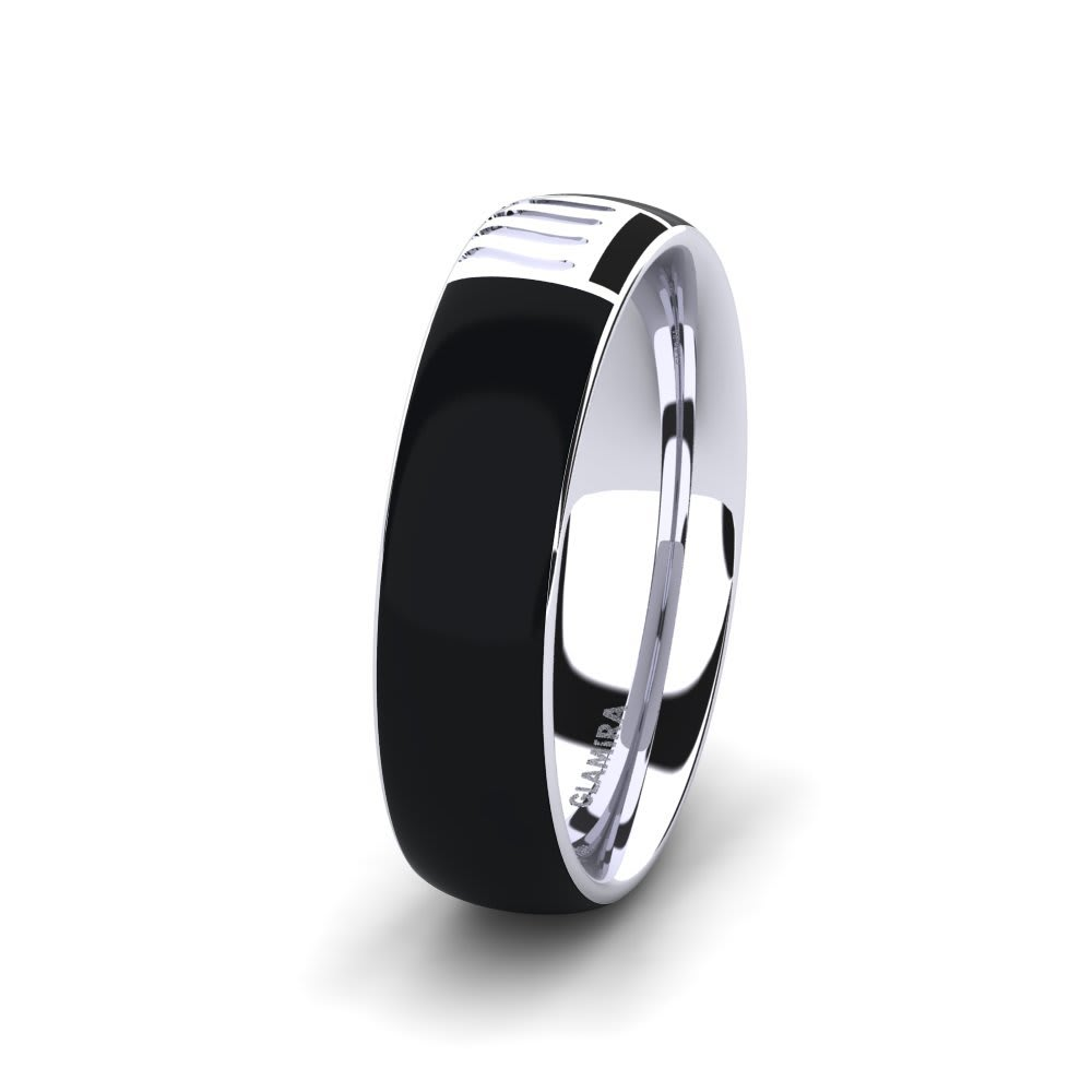 Herrenring Confident Touch 6 mm