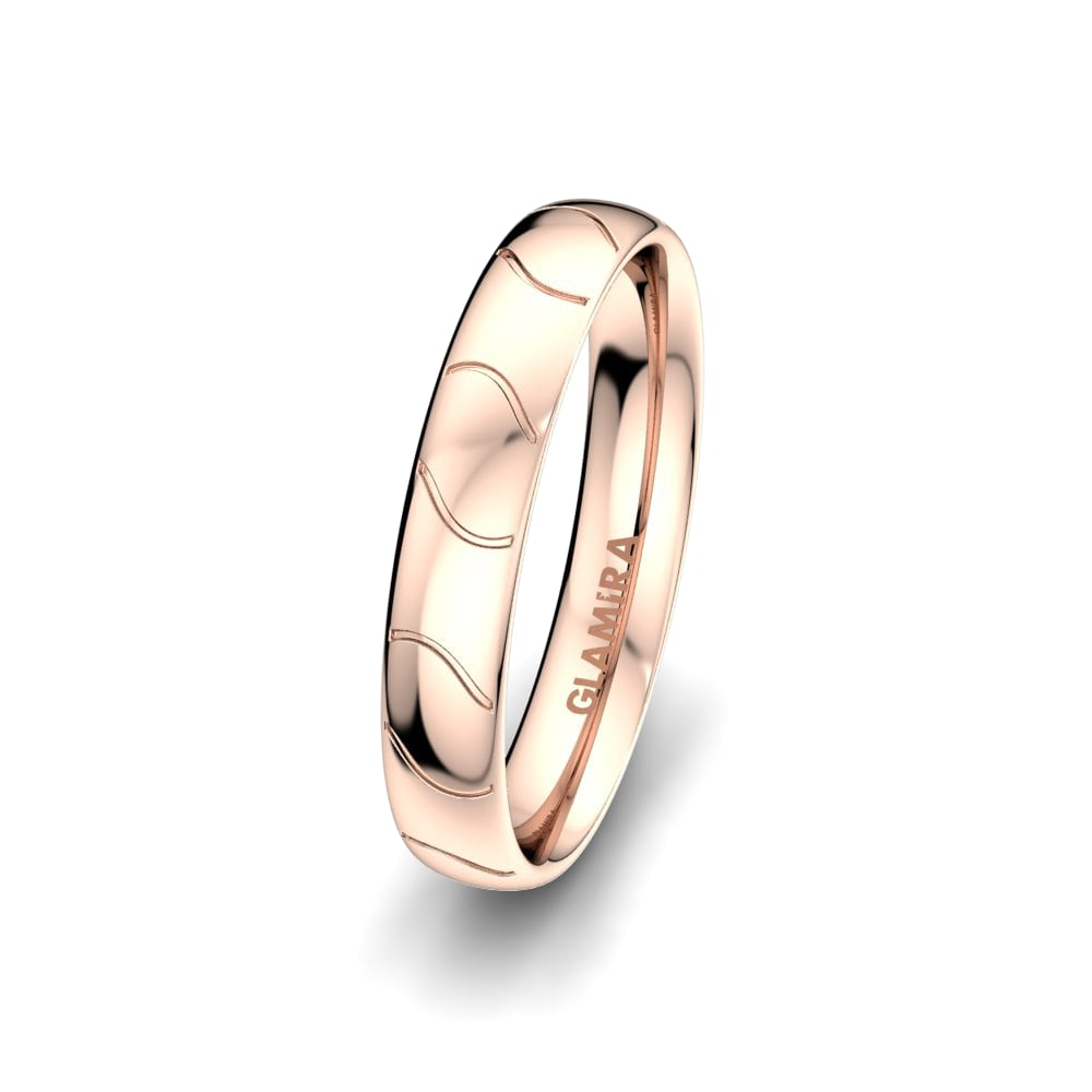Men's Ring Alluring Light 4 mm