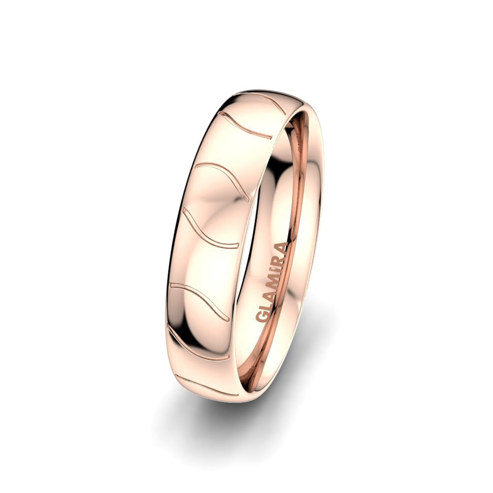 Men's Ring Alluring Light 5 mm