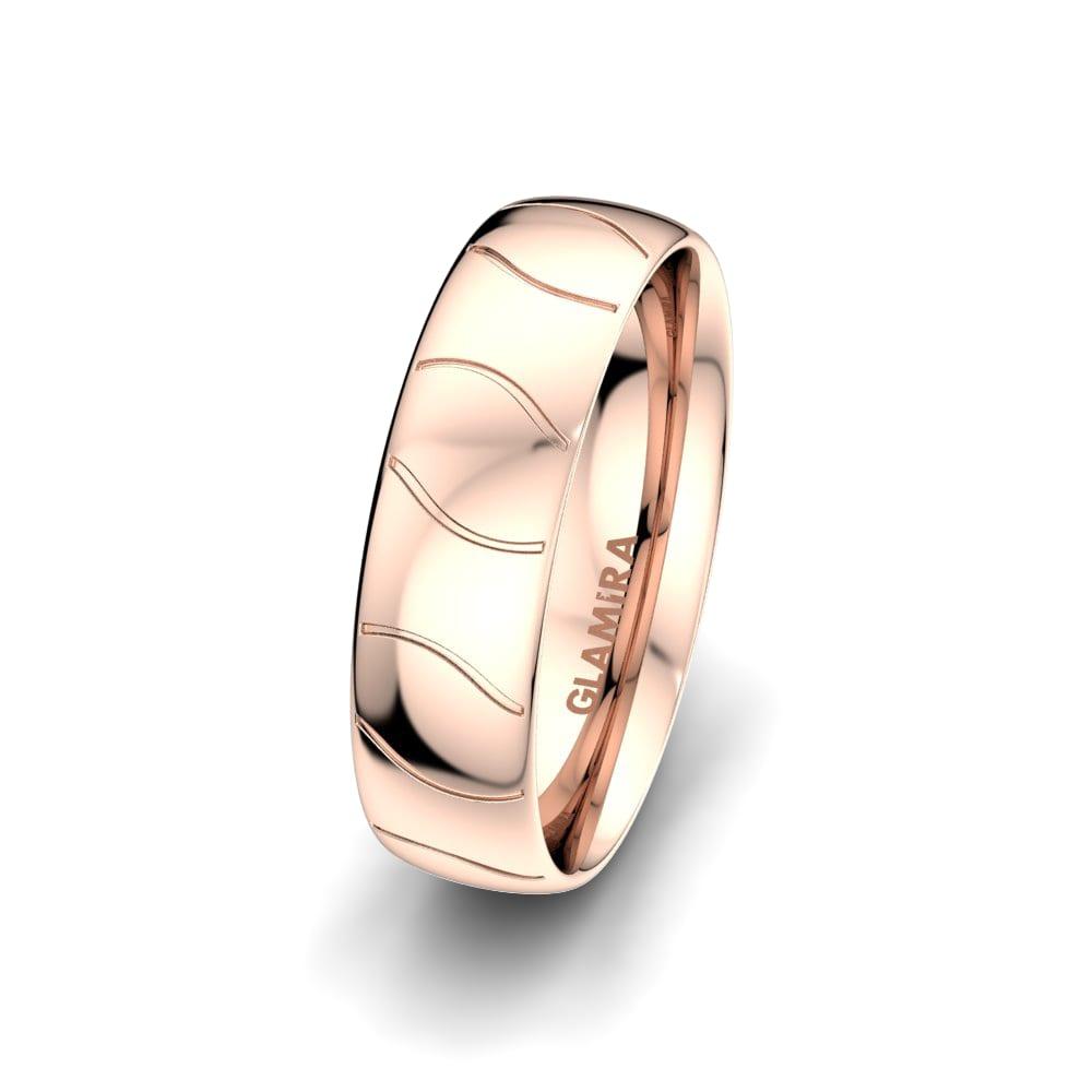 Men's Ring Alluring Light 6 mm