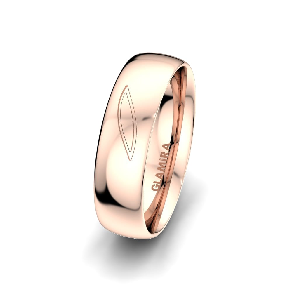 Men's Ring Fever Letter 6 mm