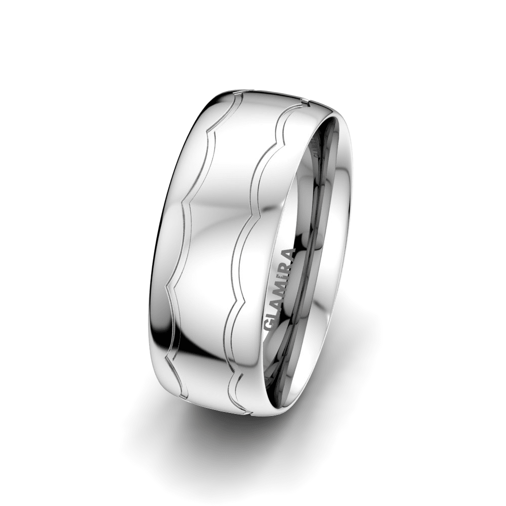 Men's Ring Magic Step 8 mm