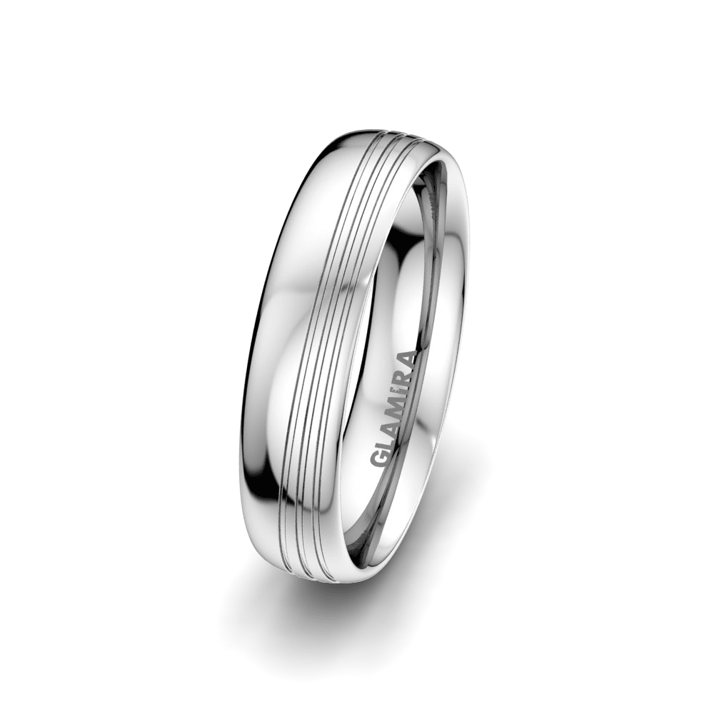 Men's Ring Essential Couple 5 mm