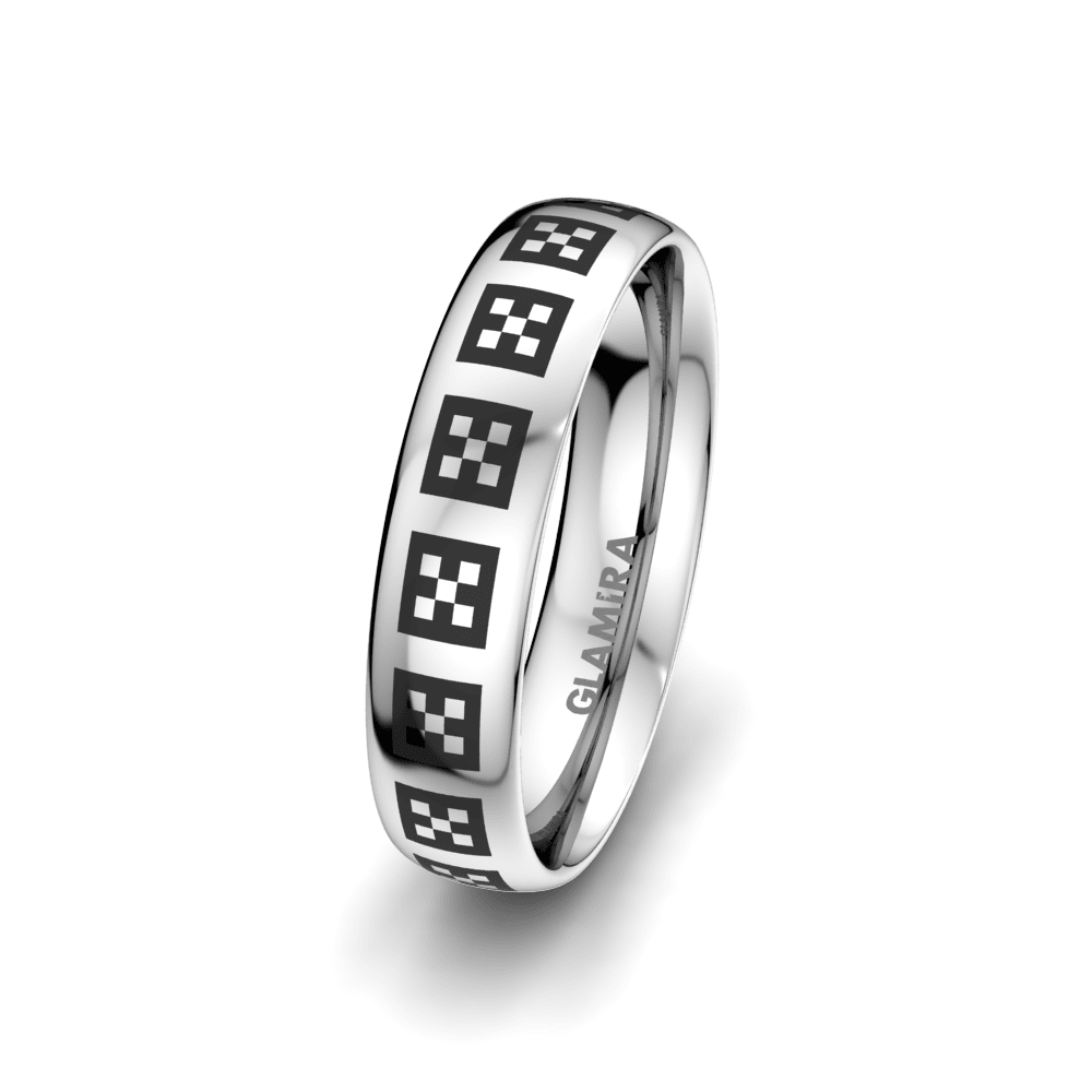 Men's Ring Pure Garden 5 mm