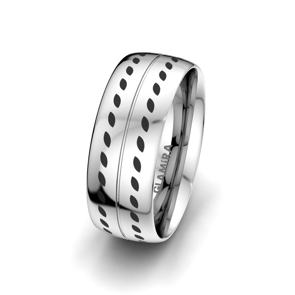 Men's Ring Immortal Sparkle 8 mm