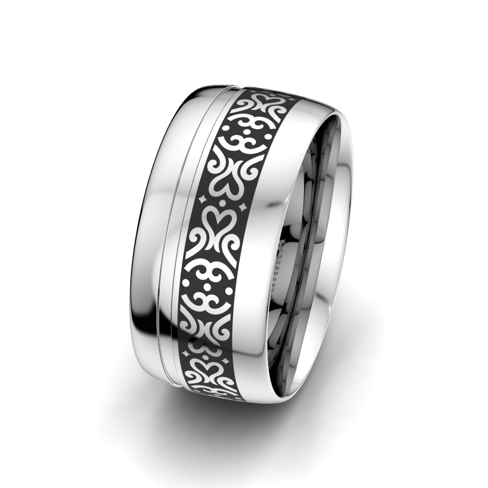 Men's Ring Essential Trust 10 mm