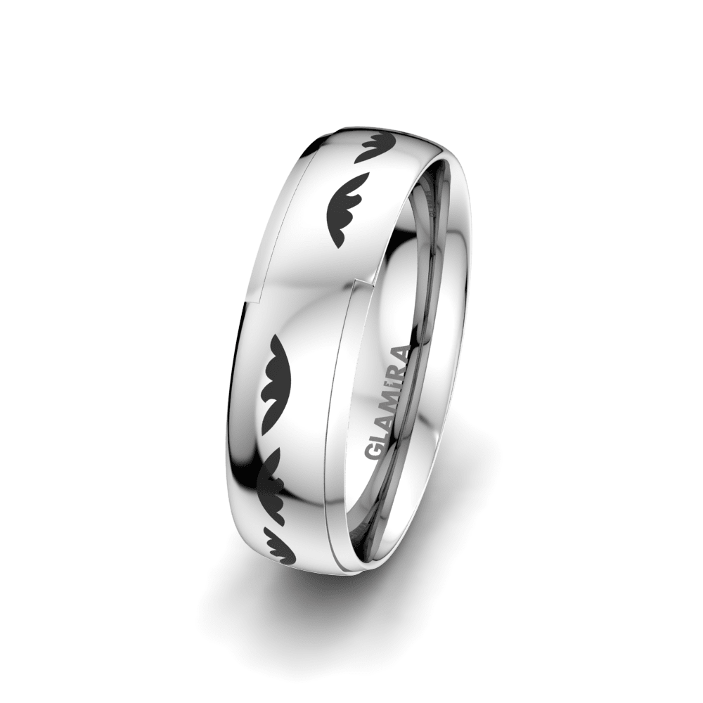 Men's Ring Essential Truth 6 mm