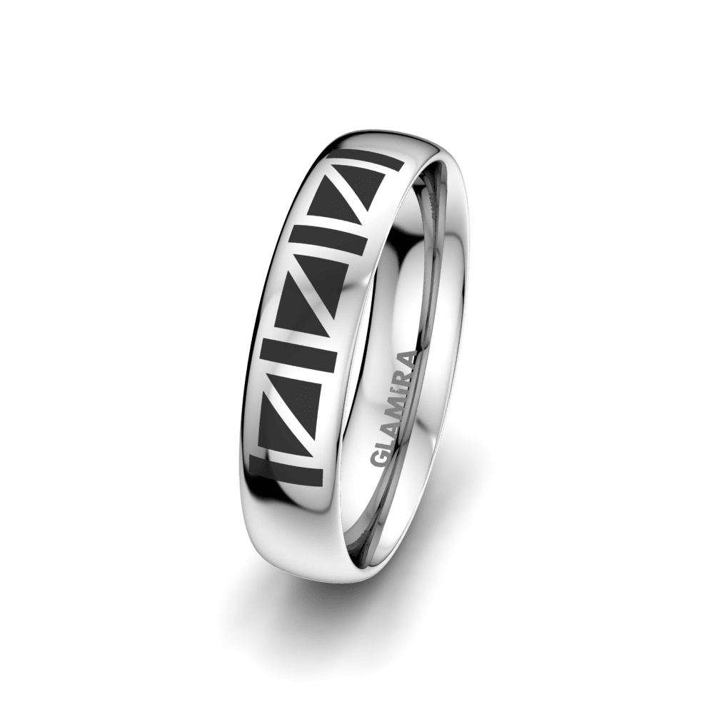 Men's Ring Essential Luck 5 mm