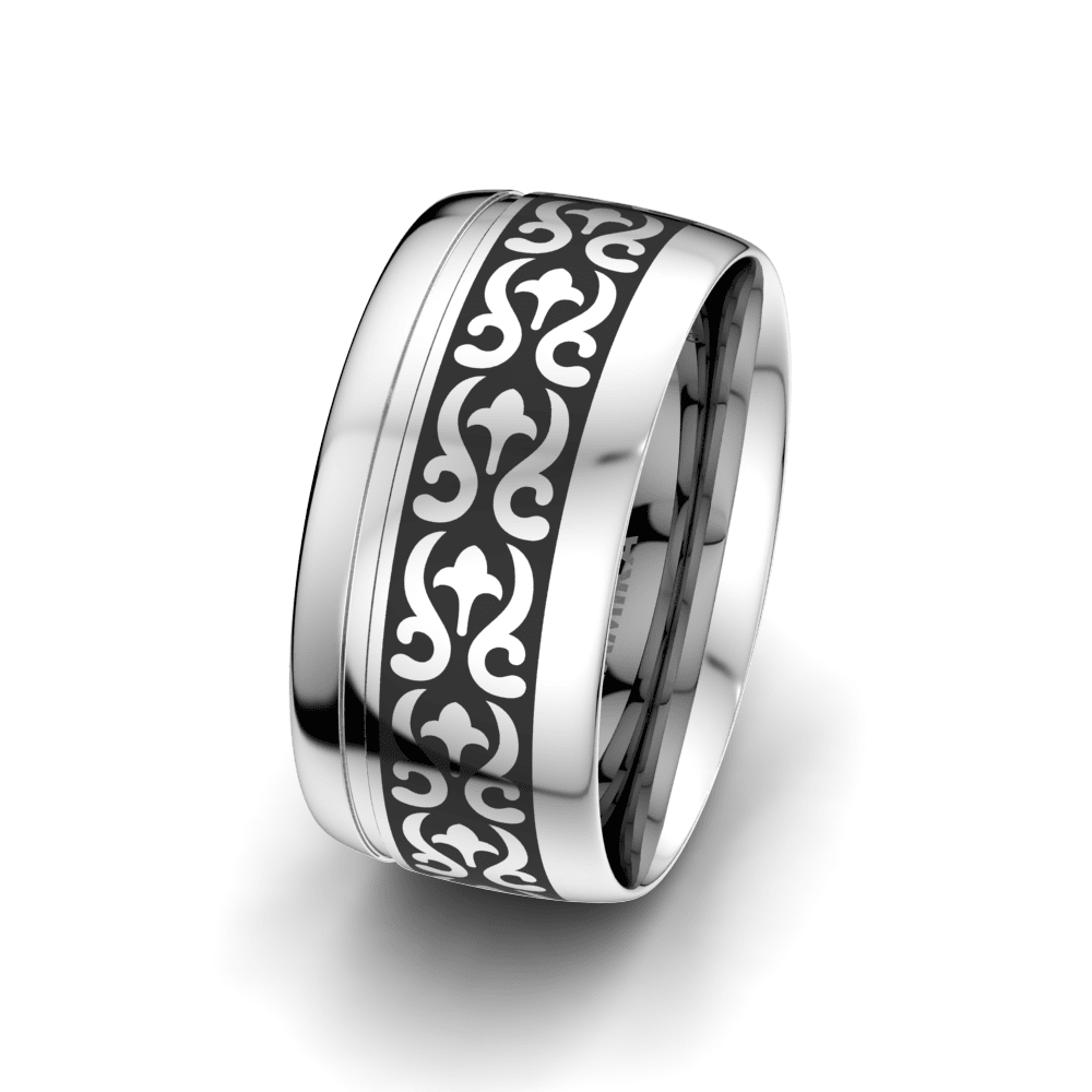 Men's Ring Essential Dream 10 mm