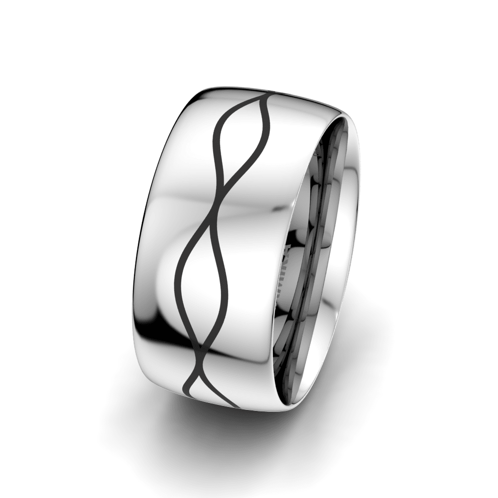 Men's Ring Magic Choice 10 mm