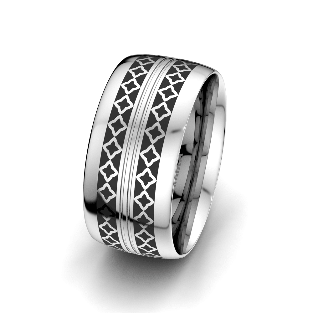 Men's Ring Magic Gift 10 mm