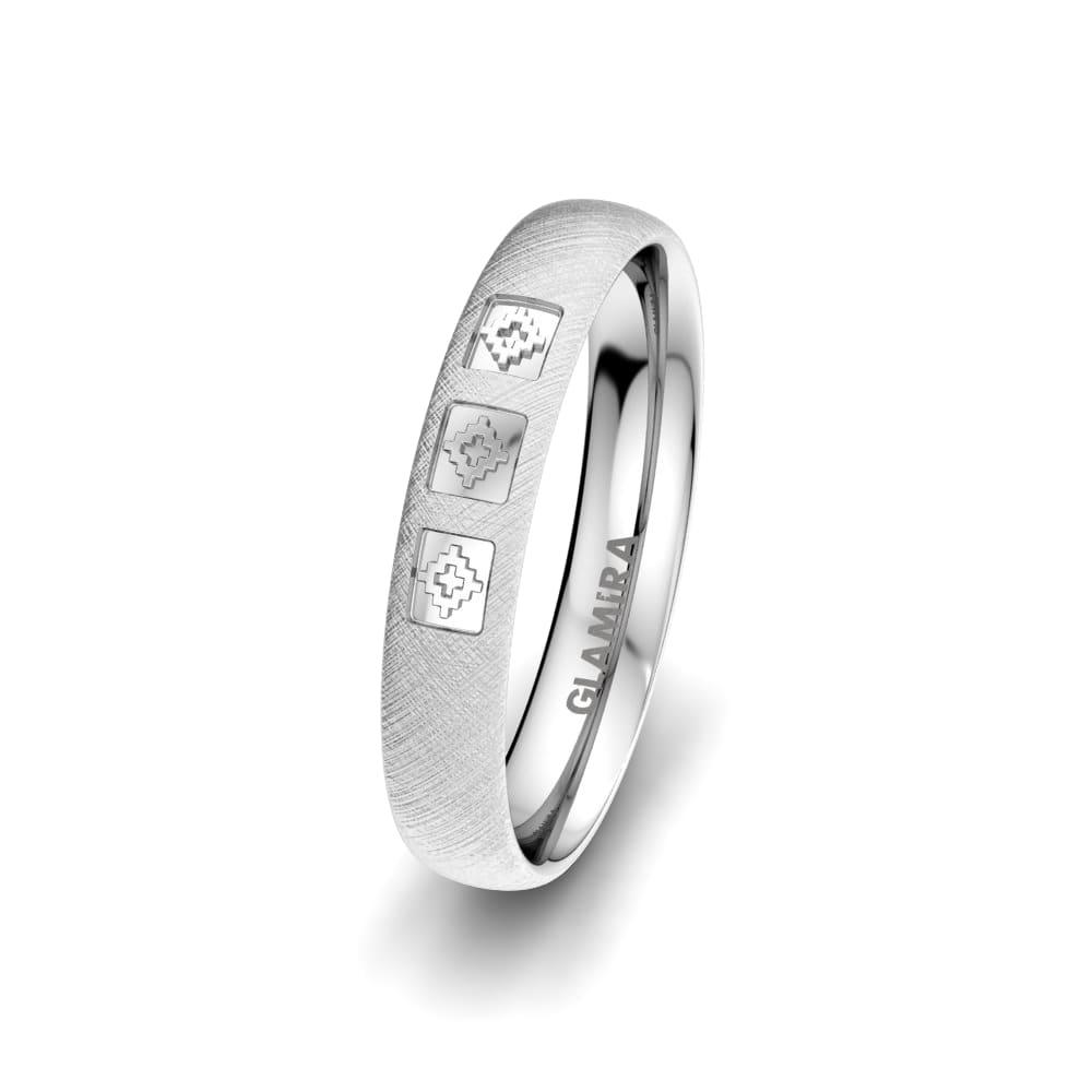 Moški prstani Elegant Light 4 mm