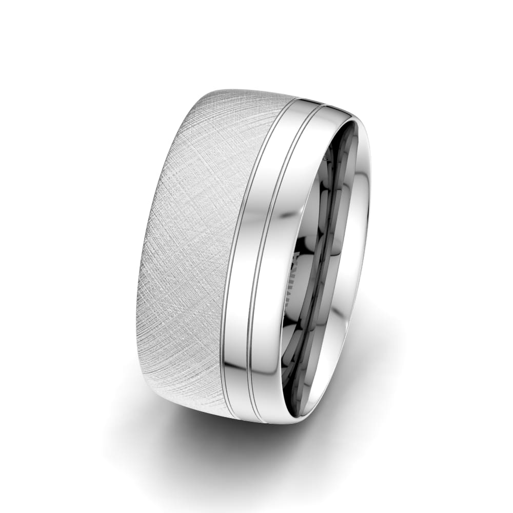 Men's Ring Adore Line 10 mm