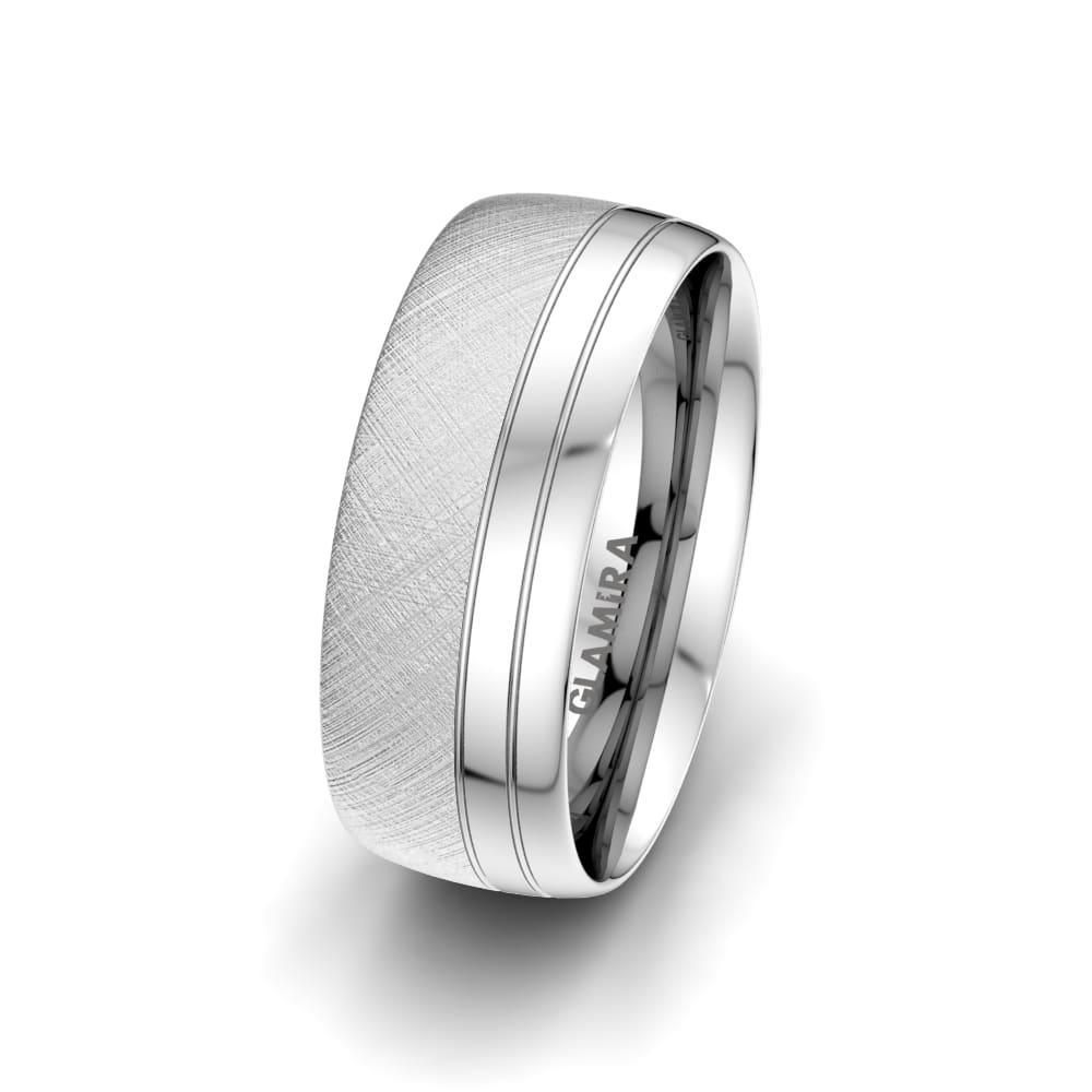 Men's Ring Adore Line 8 mm