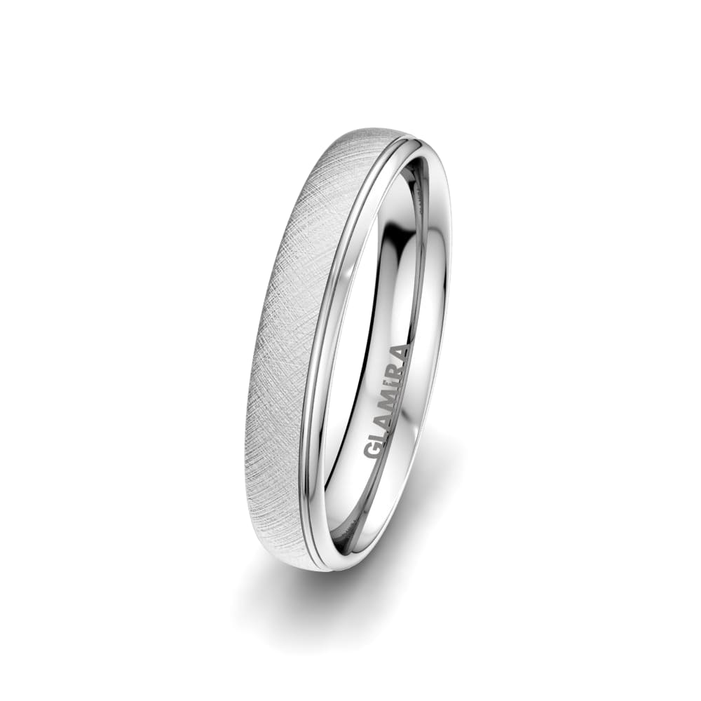 Men's Ring Alluring Step 4 mm
