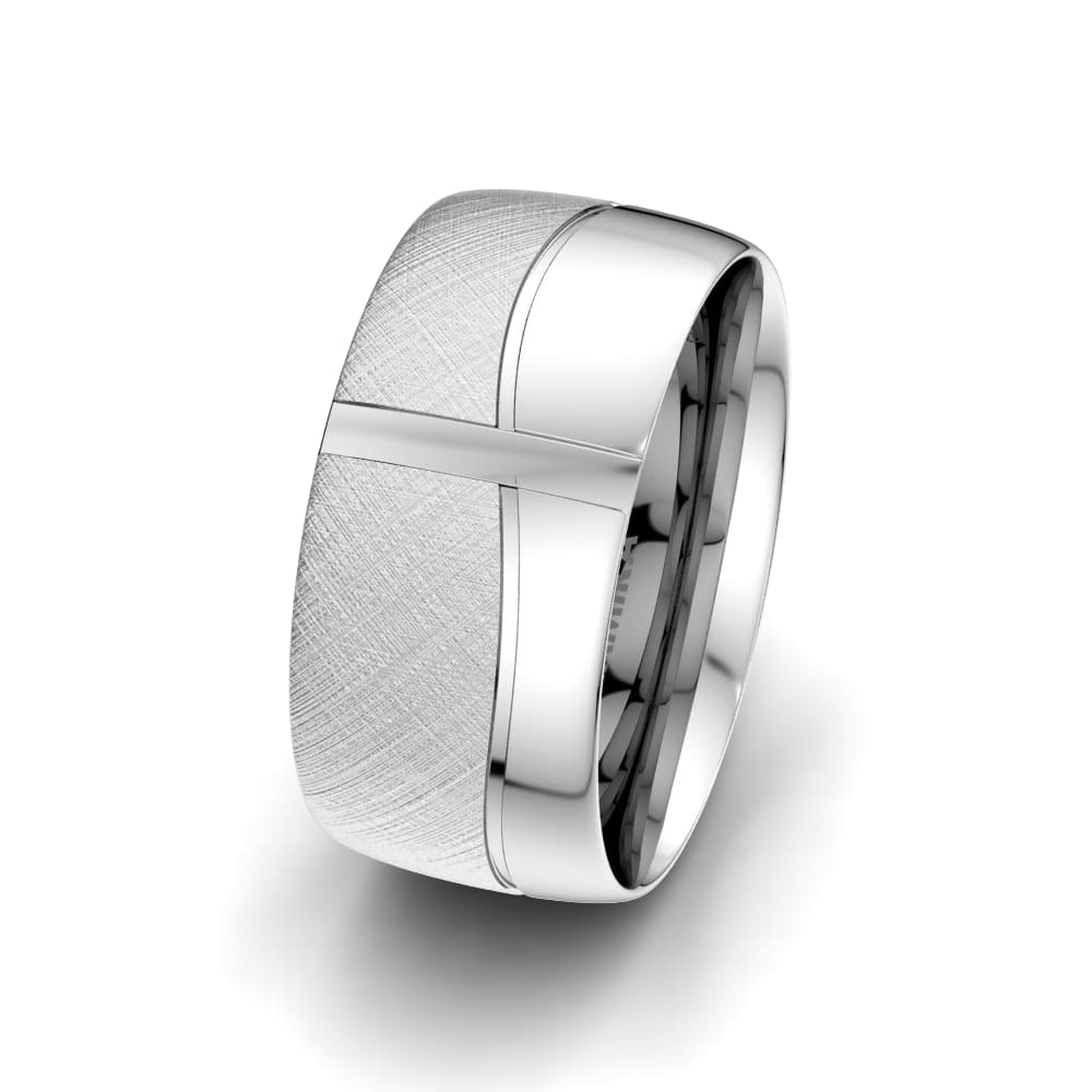 Men's Ring Amazing Image 10 mm
