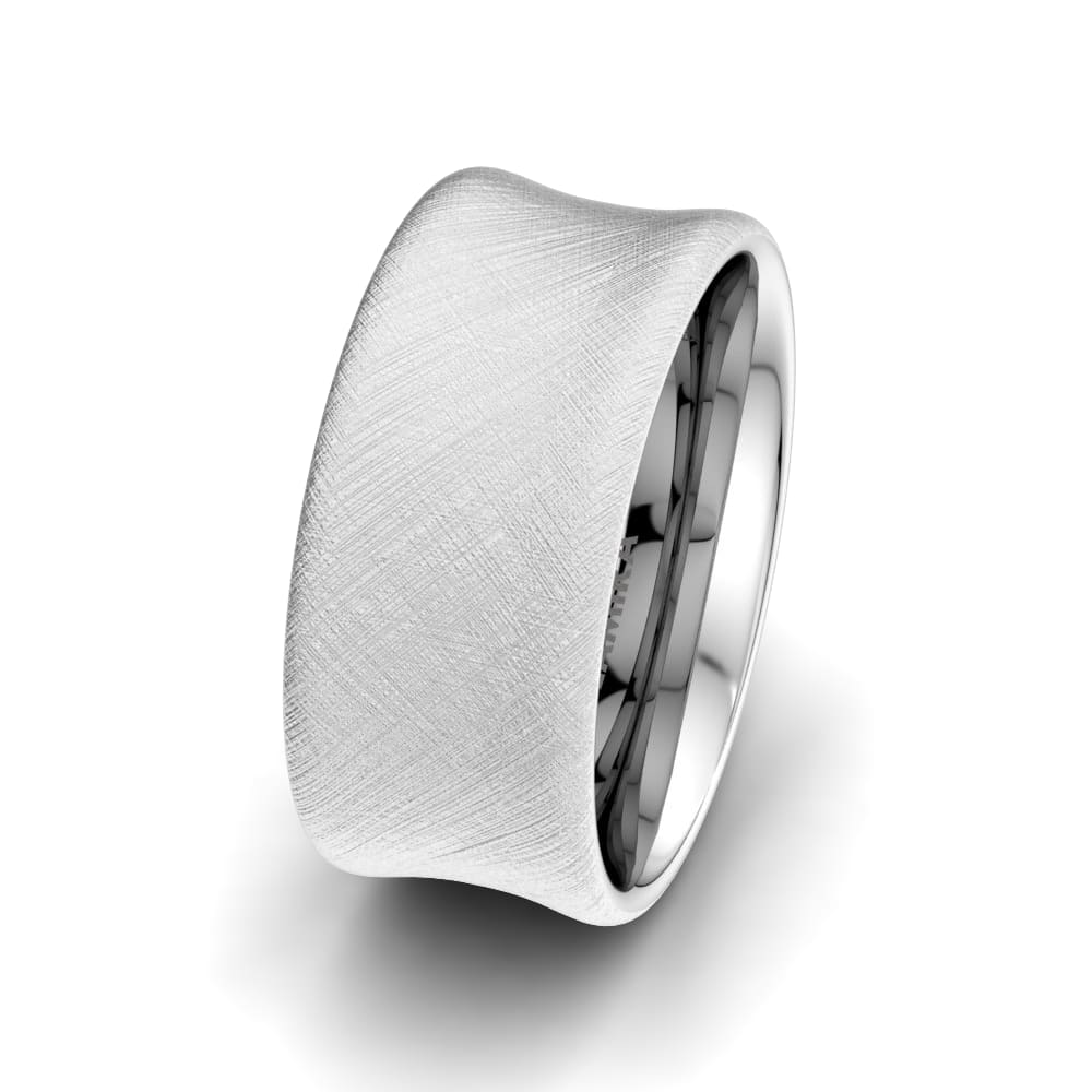 Bague pour hommes Flawless Beauty 10 mm