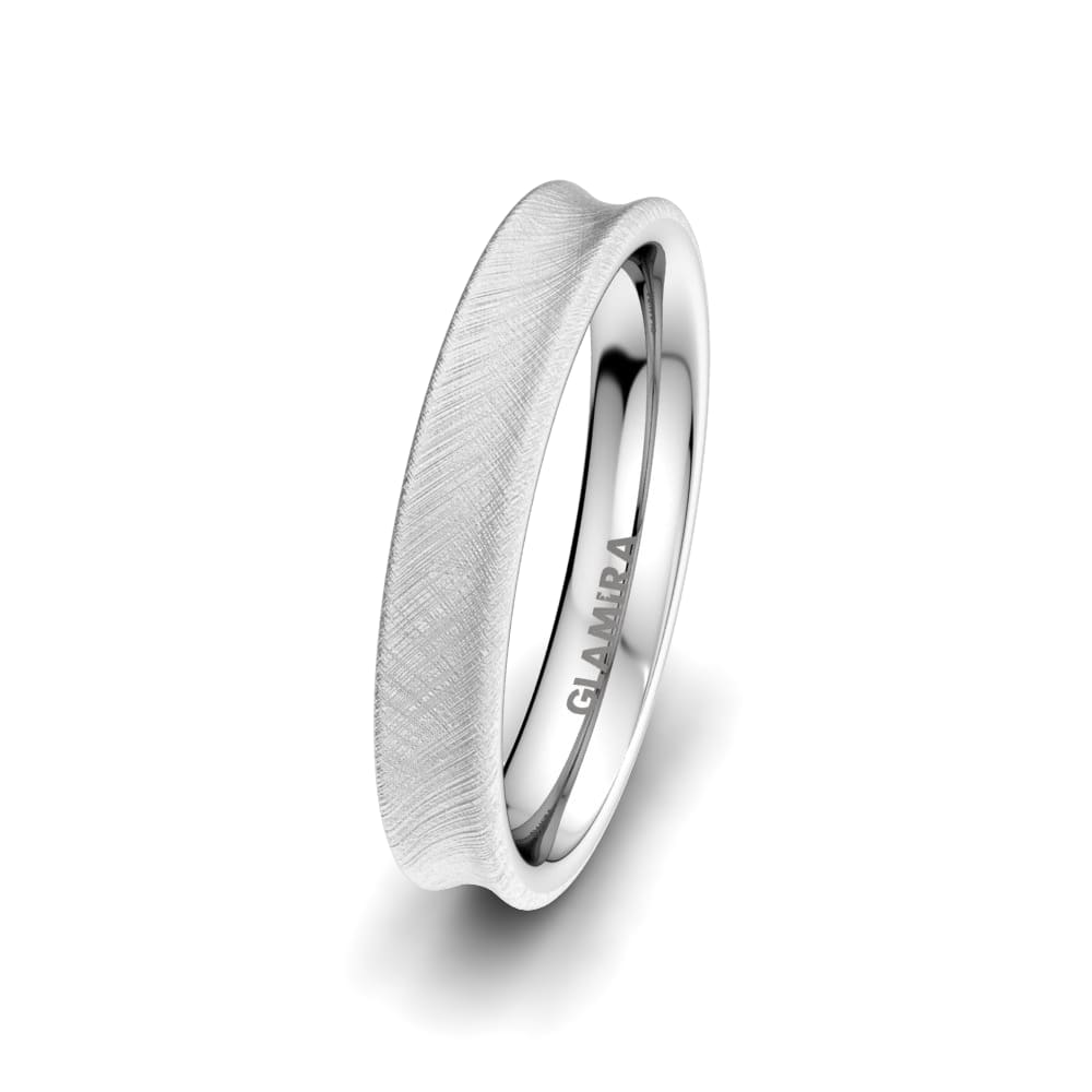 Bague pour hommes Flawless Beauty 4 mm