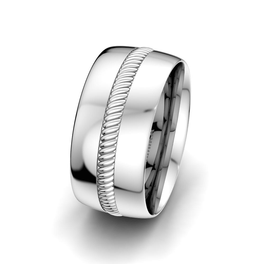 Men's Ring Exciting Light 10 mm